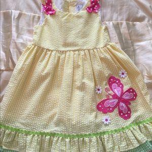 Other - Toddler girl smocked dress